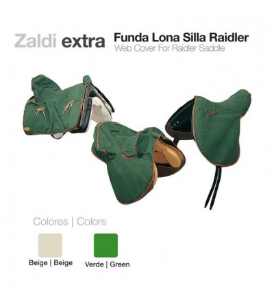 Funda de Lona Zaldi-Extra Silla Raidler