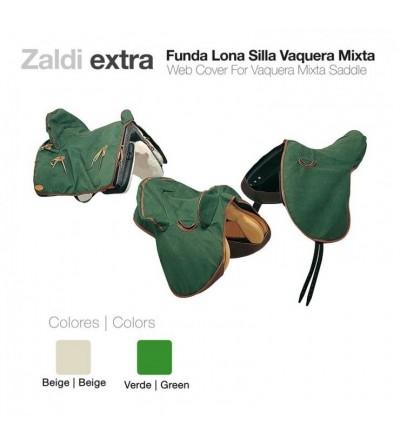 Funda de Lona Zaldi-Extra Silla Vaquera Mixta