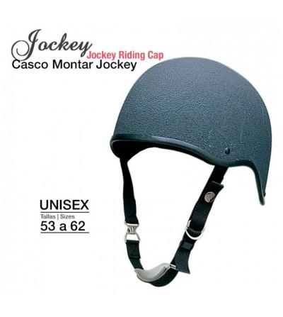 Casco de Montar Jockey Cp-5914 Negro