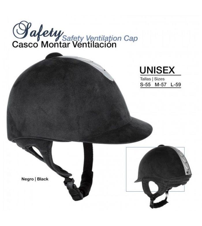 Casco de Montar Ventilacion Rc691L
