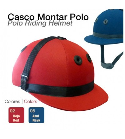 Casco de Montar Polo