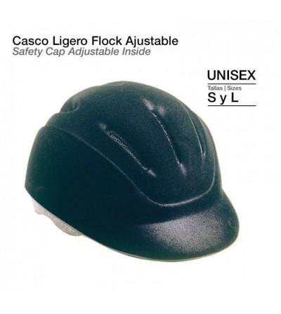 Casco Ligero Flock Ajustable