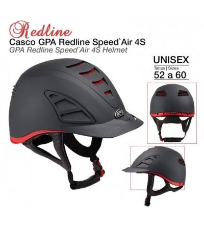 Casco de Montar GPA Redline 4S
