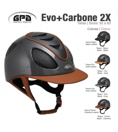 Casco GPA Speed Air Carbone
