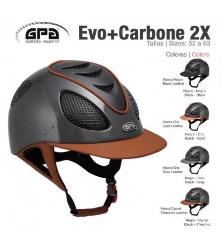 Casco GPA Speed Air Carbone
