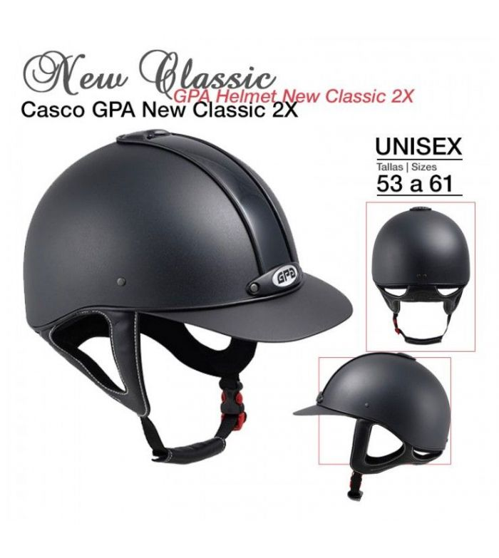 Casco GPA New Classic Peint