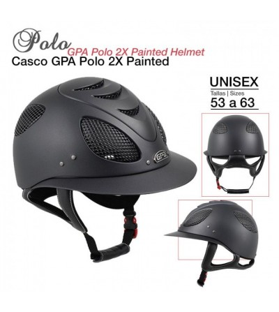 Casco GPA Polo