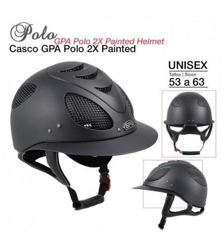 Casco GPA Polo