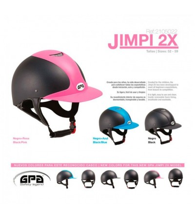 Casco Gpa-Kids Jimpi
