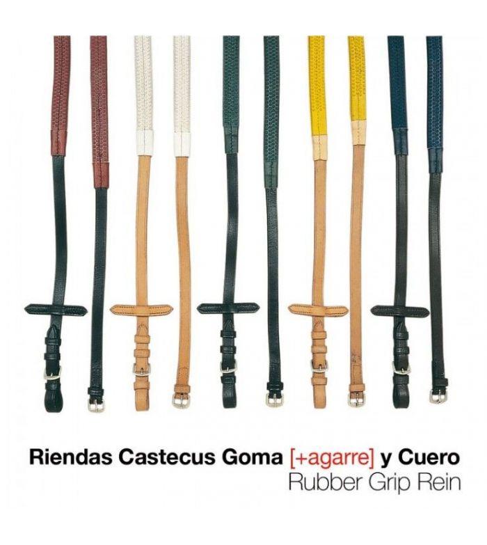 Riendas Goma-Cuero 1804
