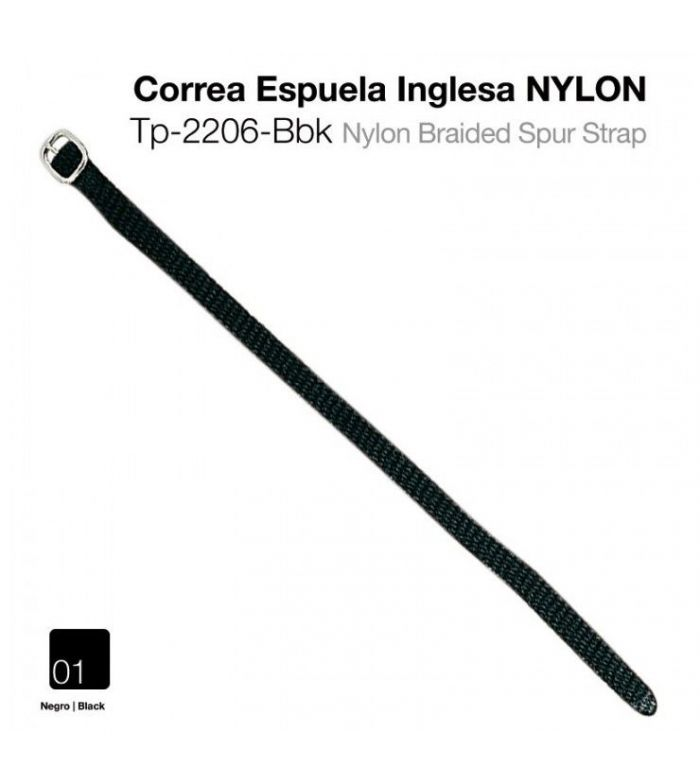 Correa Espuela Inglesa Nylon Tp 2206