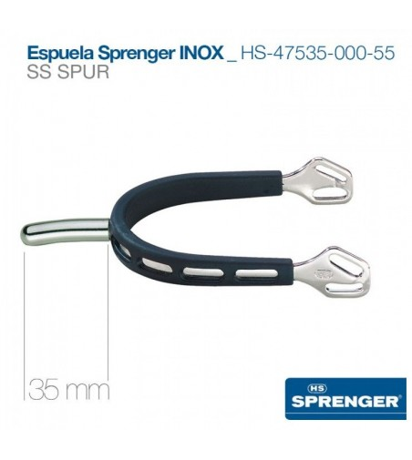 Espuela Hs-Sprenger Inoxidable 47535-000-55 35 mm