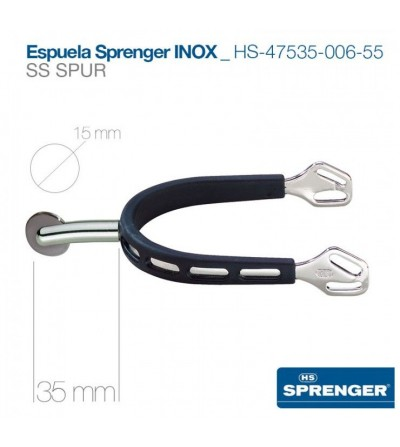 Espuela Hs-Sprenger Inoxidable 47535-006-55 35 mm