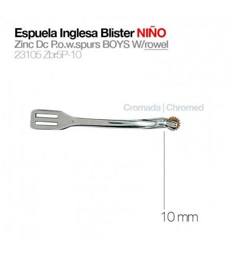 Espuela Inglesa Ruleta Dentada Niño 23105-Zbr5P-10