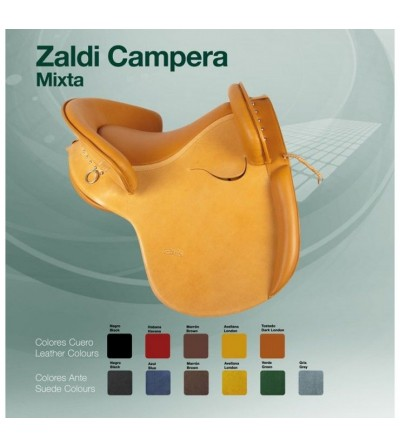 Silla Zaldi Campera Mixta