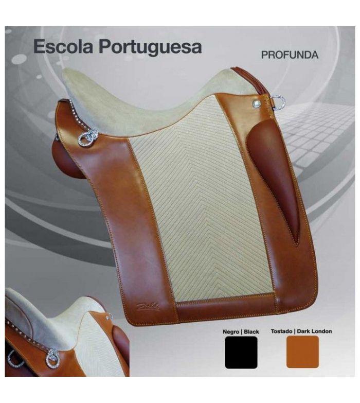 Silla Portuguesa Profunda Zaldi