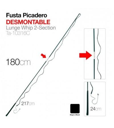 Fusta de Picadero Desmontable 1,80 m