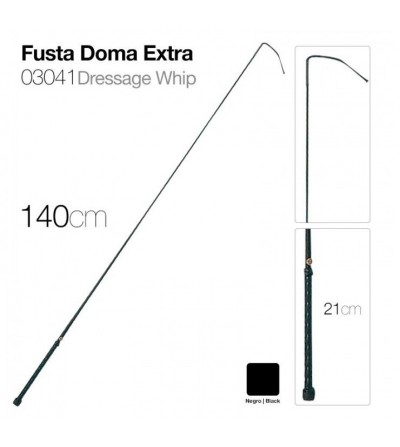 Fusta de Doma Extra 03041 1,40 m