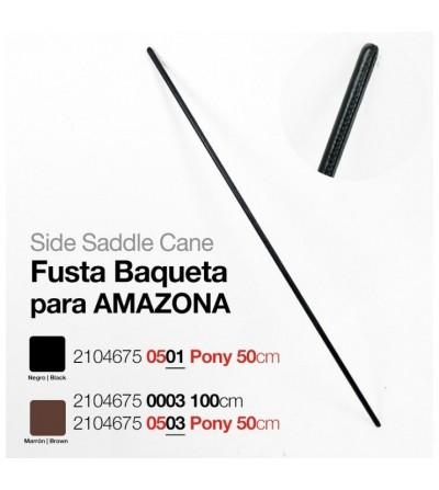 Fusta Baqueta para Amazona 0.50 m