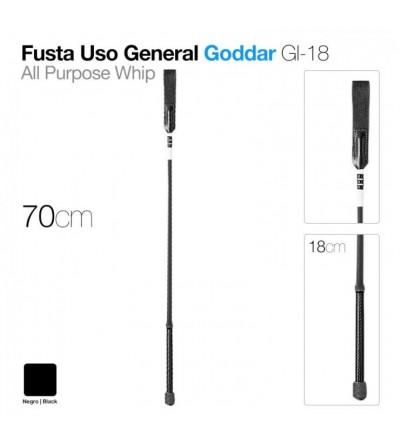 Fusta de Uso General G. Gl-18 70 cm Negra