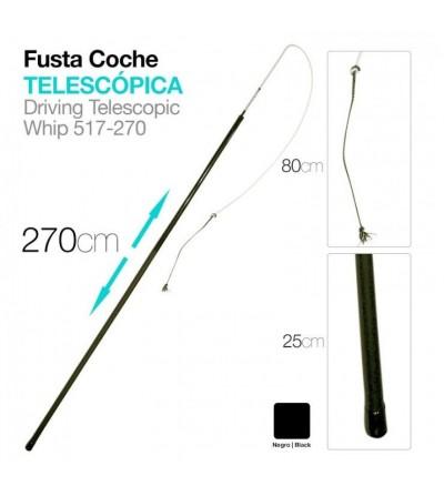 Fusta para Coche Telescópica 2.70 m