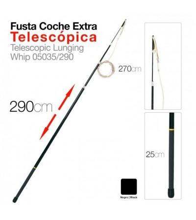 Fusta para Coche Telescópica Extra 2,90 m