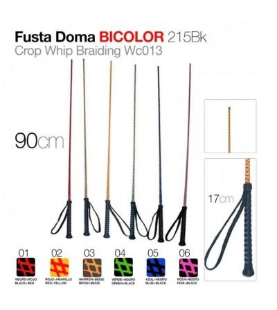 Fusta de Doma Bicolor 90 cm