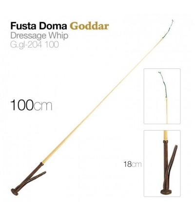 Fusta de Doma Marrón/Beige 1 m