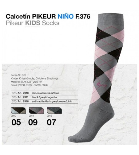 Calcetín Pikeur Niño 376