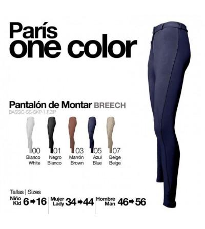Pantalón Paris One-Color Niño