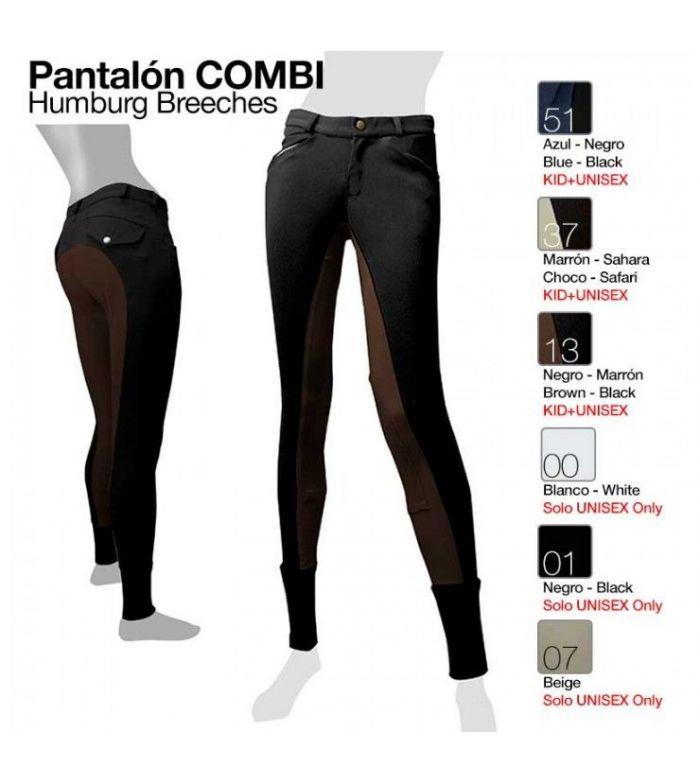 Pantalon Combi Unisex Adulto