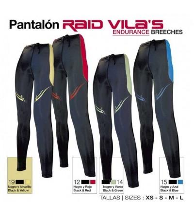Pantalón Raid Vila`s