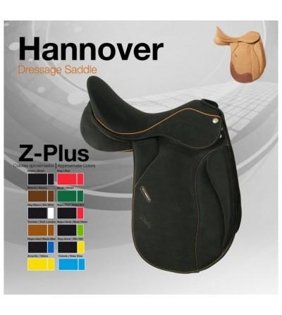 Silla de Doma Hanover Zaldi Plus