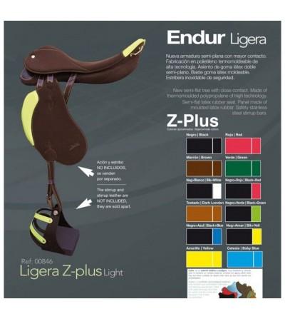 Silla Zaldi Raid Endur-Ligera Plus