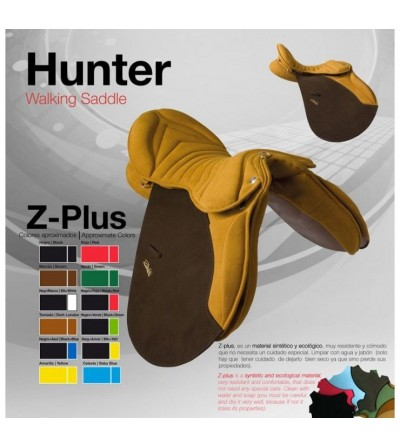 Silla Zaldi Plus Marcha Hunter