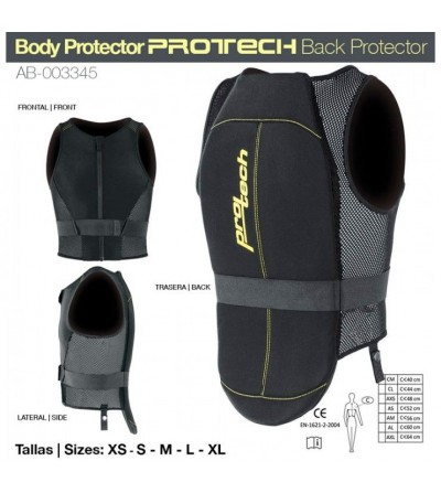Protector Body Protech