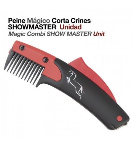 Peine Mágico Corta-Crines Showmaster