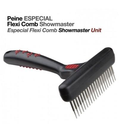 Peine Especial Flexi Comb Showmaster