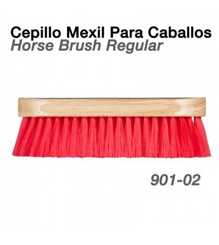 Cepillo Mexil para Caballos