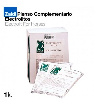 Z. Pienso Complementario Electrolitos 1 Kg
