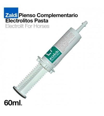 Z. Pienso Complementario Electrolitos en Pasta 60 ml