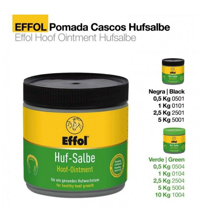 Effol Pomada Cascos -Hufsalbe-