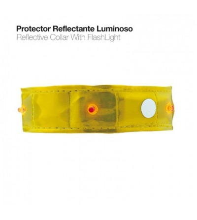 Protector Reflectante Luminoso