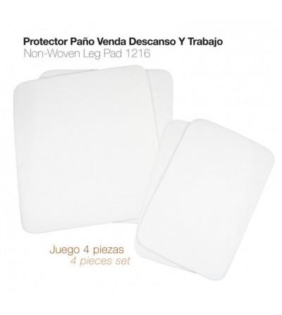 Protector de Paño Venda Descanso y Trabajo 1216 4 Uds
