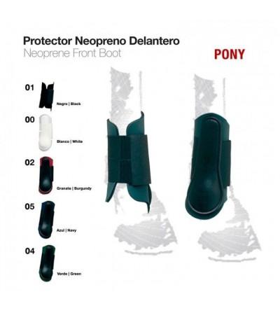 Protector Neopreno Pony Delantero 4894S6P