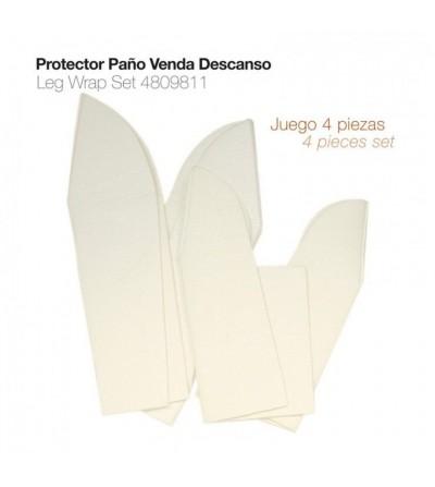 Protector Paño Vendas de Descanso Juego 4809811W