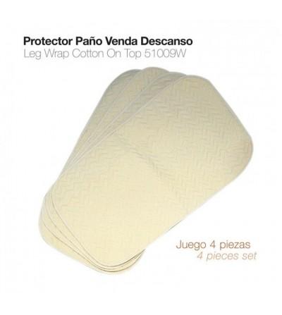 Protector Paño Venda Descanso Juego 51009W