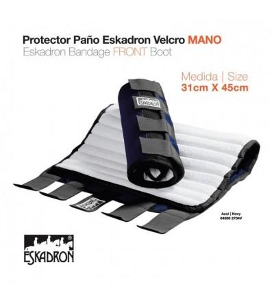 Protector Paño Eskadron Velcro Mano 64000 2704V