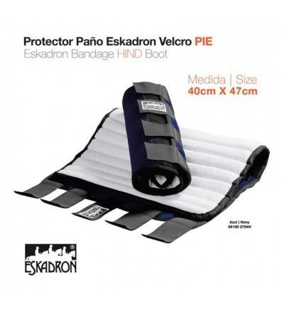 Protector Paño Eskadron Velcro Pie 64100 2704H