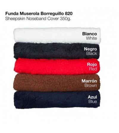 Funda para Muserola de Borreguillo